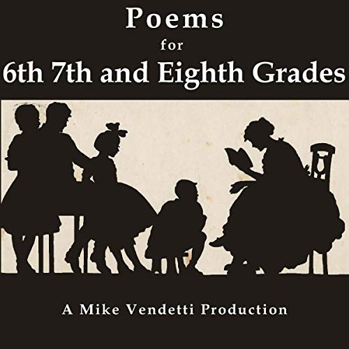 Poems for Sixth, Seventh and Eighth Grades cover art