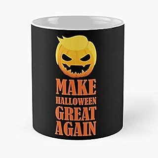 Trumpkin Trump Pumpkin Make Halloween Great Agai Great Gift 11 oz Mug For Everyone