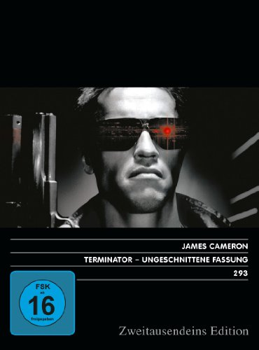 Terminator - ungeschnittene Fassung. Zweitausendeins Edition Film 293.