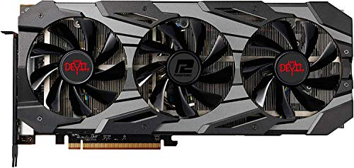 PowerColor AMD Radeon RX 5700 XT Red Devil 8GB GDDR6 HDMI/3xDP Grafikkarte