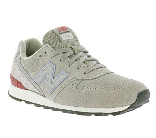 New Balance 996 Damen Sneaker Grau