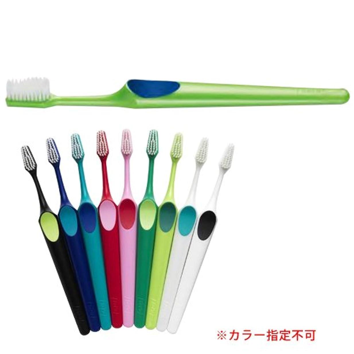 請うシンプルな踏みつけTePe 歯ブラシ スプリーム 20本