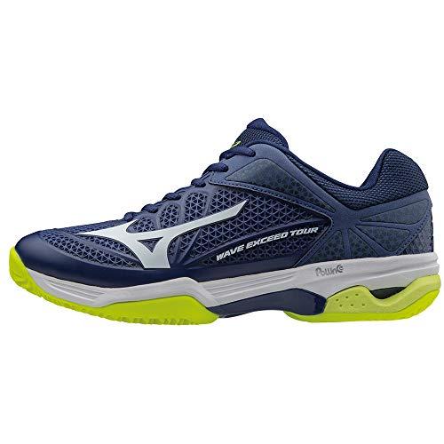 Mizuno Wave Exceed Tour 2 CC - Scarpe Tennis Uomo - Men's Tennis Shoes (44)
