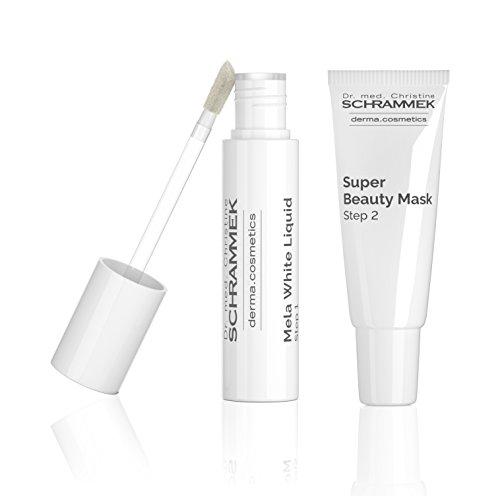 Dr. schrammek Mela White Spot Duo Liquid & Beauty Mask