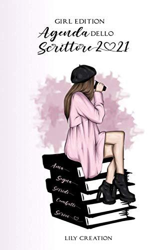 Agenda dello scrittore 2021: GIRL EDITION