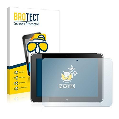 BROTECT 2X Entspiegelungs-Schutzfolie kompatibel mit HP ElitePad 1000 G2 Bildschirmschutz-Folie Matt, Anti-Reflex, Anti-Fingerprint