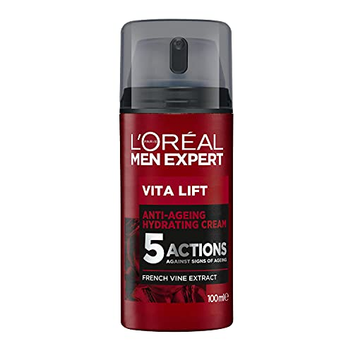 L'Oréal Paris Men Expert - Soin Hydratant Anti-Âge Global Vita Lift - 100ml