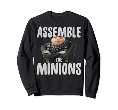 Despicable Me Minions Assemble The Minions Sudadera