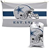 Stockdale Dallas Cowboys Absorbent Beach Towel, Towels 28.7'' X...