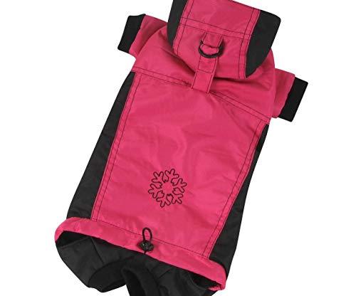 Gesamt-Ski - Pink-Xs, Ski-Kollektion, Kleidung Für Kleine Rassen, Handmaded In Europa