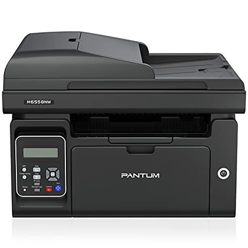 Pantum M6558NW Stampante Laser Multifunzione Wifi Monocromatica da 22 PPM per Copia Stampa Scansione