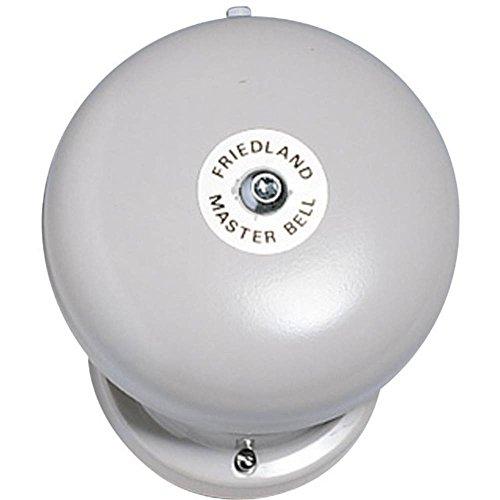 Friedland Industrie-Dunstabzugshaube, 24 V, 100 dB, Grau