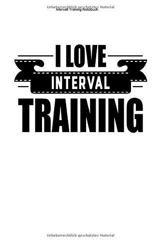 Intervall Training Notizbuch: 100 Seiten | Punkteraster Inhalt | Sport Sportart Team Geschenk Fitness Ausdauer Cardio Workout Ausdauersport