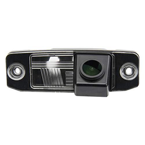 HD Caméra de Recul dans la plaque d'immatriculation Caméra vue arrière de voiture Imperméable IP69K Vision Nocturne pour Hyundai Elantra/Sonata/Accentt/Tucson/Terracan/Kia Carens/Opirus/Sorento