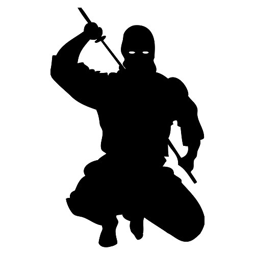 Ninja Aufkleber Kawasaki OEM Motorrad Kampfkunst Sticker Autoaufkleber