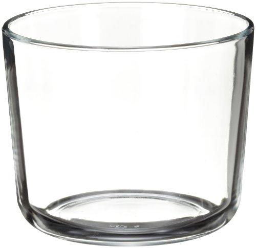 WMF Top Serve Ersatzglas hoch, rund 13 x 10 cm, Ersatzteil für Frischhaltedose, Aufbewahrungsbox Glas, Aufschnittbox Glas