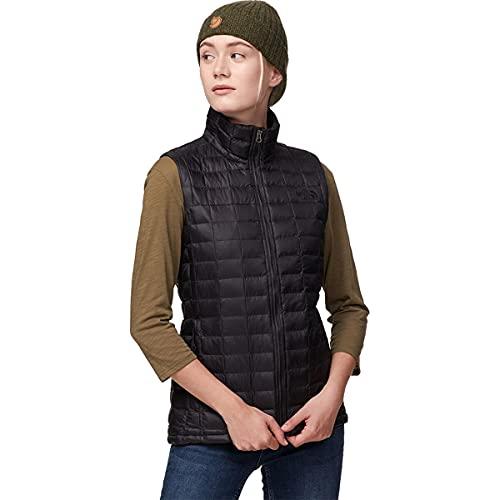 The North Face Women's Thermoball Eco Vest, TNF Black Matte, Medium