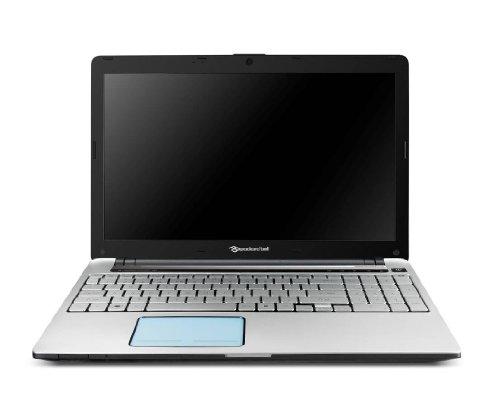 Packard Bell Easynote TX86-GN-042 15.6 inch Laptop ( Intel Core i3, 4GB RAM, 500GB HDD, Webcam, Windows 7 Home Premium ) - Silver
