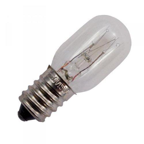 1 x Glühbirne/Nähmaschinen-Lampe Schraubfassung (E14) /15 W