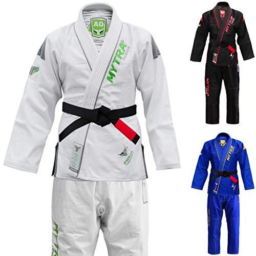 Mytra Fusion jiu jitsu Prima uniform en martial art jiu jitsu Gi pak