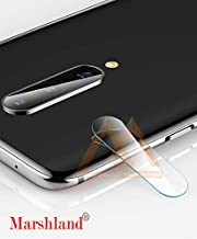 MARSHLAND® Camera Lens Screen Protector Anti Scratch Smooth Touch Camera Tempered Glass Compatible for Oneplus 7 Pro