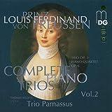 Preussen: Complete Piano Trios, Vol 2