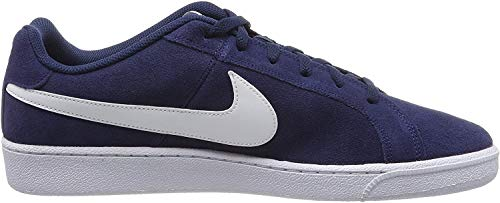 Nike Herren Court Royale Sneakers, Blau (Midnight Navy White), 46 EU