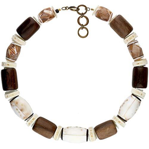 langani Kette FISI Damen-Halskette Handmade Since 1952