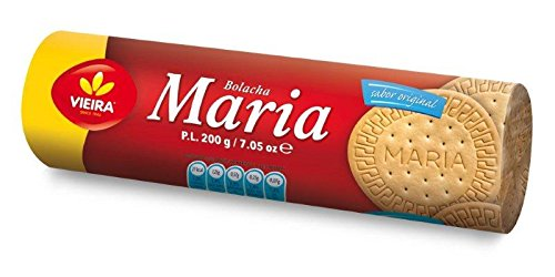 Portugiesische Kekse Maria / Galletas portuguesas Maria - 200 gr