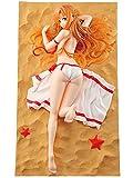 Sword Art Online Figura Yuki Asuna Vacation Mood Ver.Figura De Acción 28Cm PVC Modelo Coleccionable Juguetes Muñeca Regalos