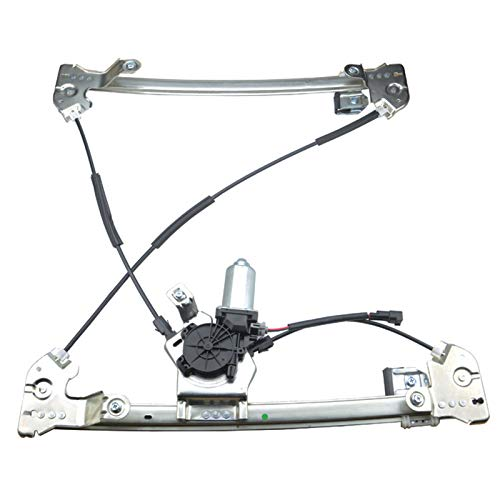 A-Premium Power Window Regulator and Motor Assembly Replacement for Ford F-150 2004-2008 (Extended Cab Only) Front Right Passenger Side
