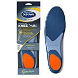 Dr. Scholl's Knee Pain Relief Orthotics // Immediate and All-Day Knee Pain Relief Including Pain from Osteoarthritis and Runner's Knee (for Men's 8-14, Also Available for Women's 5.5-9)