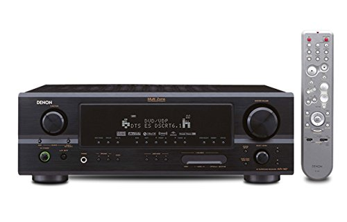 Denon AVR1907 7.1 CH/5.1+2 CH Independent Zone Home Theater Receiver