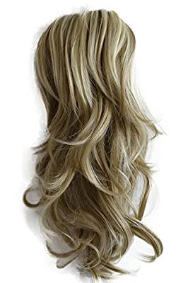 PRETTYSHOP Voluminosa corrugado peluca