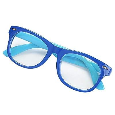 Kids Blue Light Blocking Glasses TR90 Flexible ...