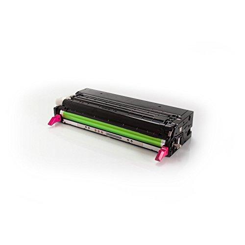 HQ Patronen Alternative zu Dell 593-10172 / RF013 Toner Magenta für ca. 8.000 Seiten