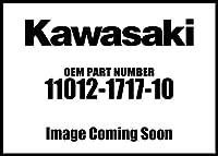 KAWASAKI (カワサキ) 純正部品 キャップ,クロスパイプ,ブラック 11012-1717-10