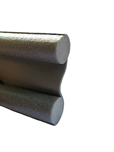 Zugluftstopper für Türen, Türbodendichtung - Zugluftstopper - zuschneidbar 95 cm