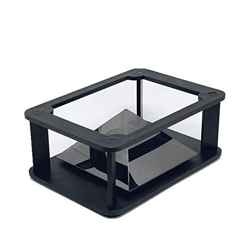 Eamqrkt, Proiettore piramidale 3D olografico, con immagini quadridimensionali, display portatile per il telefono cellulare
