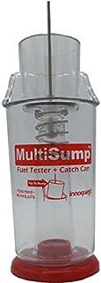 MultiSump Aviation Fuel Tester