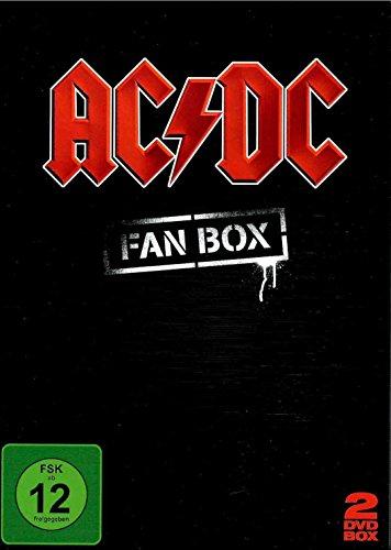 AC/DC Fan Box - Ride on Bon + Thunderstruck [2 DVDs]