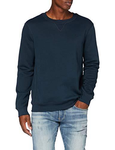 G-STAR RAW Premium Core suéter, legión Azul C235-862, Medium para Hombre