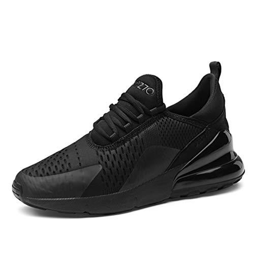Qianliuk Herren Sneakers Outdoor Sports Komfortable Atmungsaktive Polsterung Verschleißfeste Herren Laufschuhe