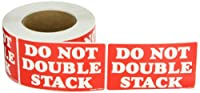 Box Partners SCL613 3 in. x 5 in.- Do Not Double Stack Labels