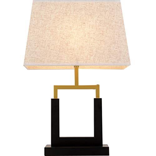 Lámpara de Piso Lámpara de Mesa Escritorio Luz Moderna Oficina Decoración Creativa Tela para Sala de Estar Habitación de Camas Hotel