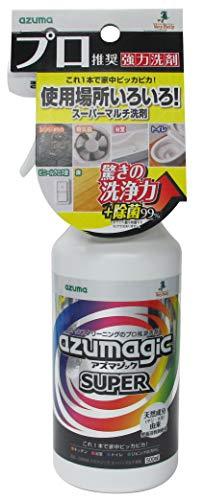 アズマ プロ仕様洗剤 アズマジックスーパーマルチ洗剤 500ml 家中マルチに使用できる CH909