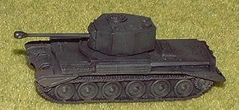 イギリス A30チャレンジャー 1/144 塗装済み完成品 Britain Cruiser Tank A30 Challenger 1/144 Painted finished goods