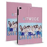 """タブレットケース Twice ???? タブレット保護ケース iPad Mini4/5 7.9 インチ iPad Air1/2 9.7 インチ タブレット ドロップショック保護ケース 軽量防塵フル保護ケーススクラッチシェル iPad air1/2 9.7"""""""