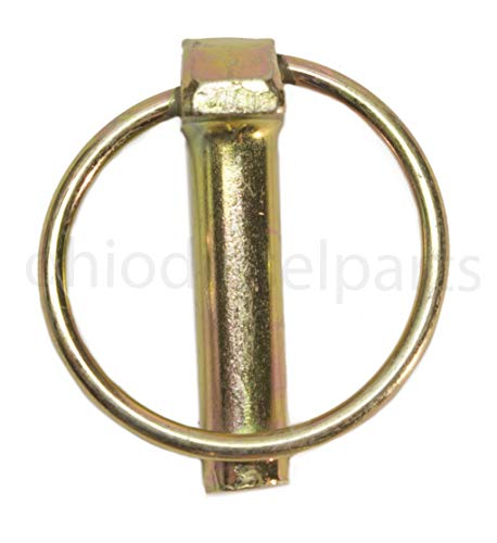 Pipe Linch Pin 6mm x 40mm PACK of 10
