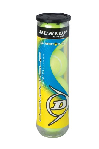 Dunlop Sports Championship Tennis Balls